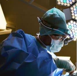 Haartransplantatie herstel en genezing.