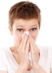 Urineverlies bij hoesten?