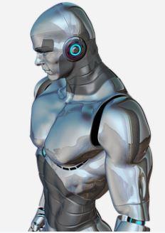 Haartransplantatie robot.