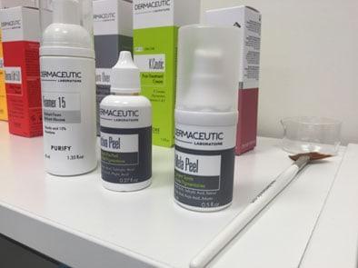 chemische peelings