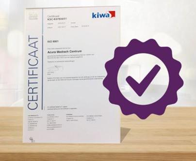 9001-iso-certificaat-acura-medisch-centrum