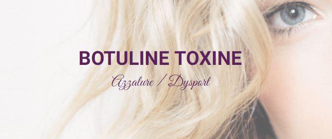 Botox overmatig zweten.