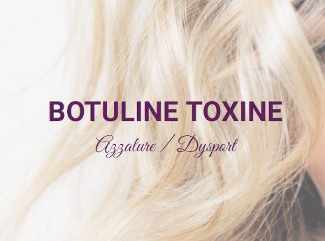 Botox tandenknarsen.