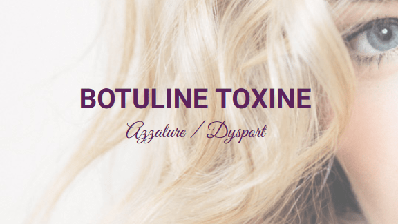 Botox tegen migraine.