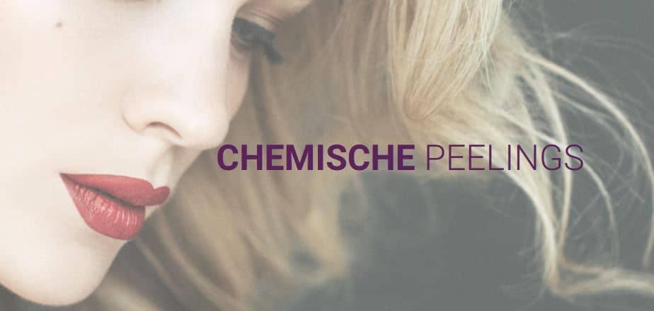 Chemische peelings Nederland.